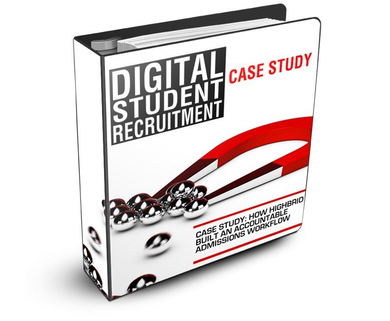 St. Peter's Digital Student Recruitment Case Stud