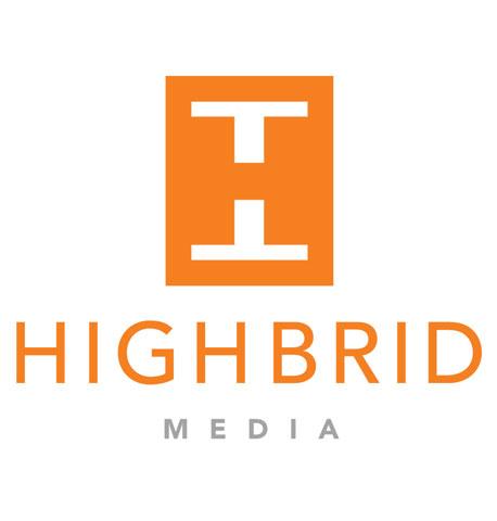 highbrid media logo