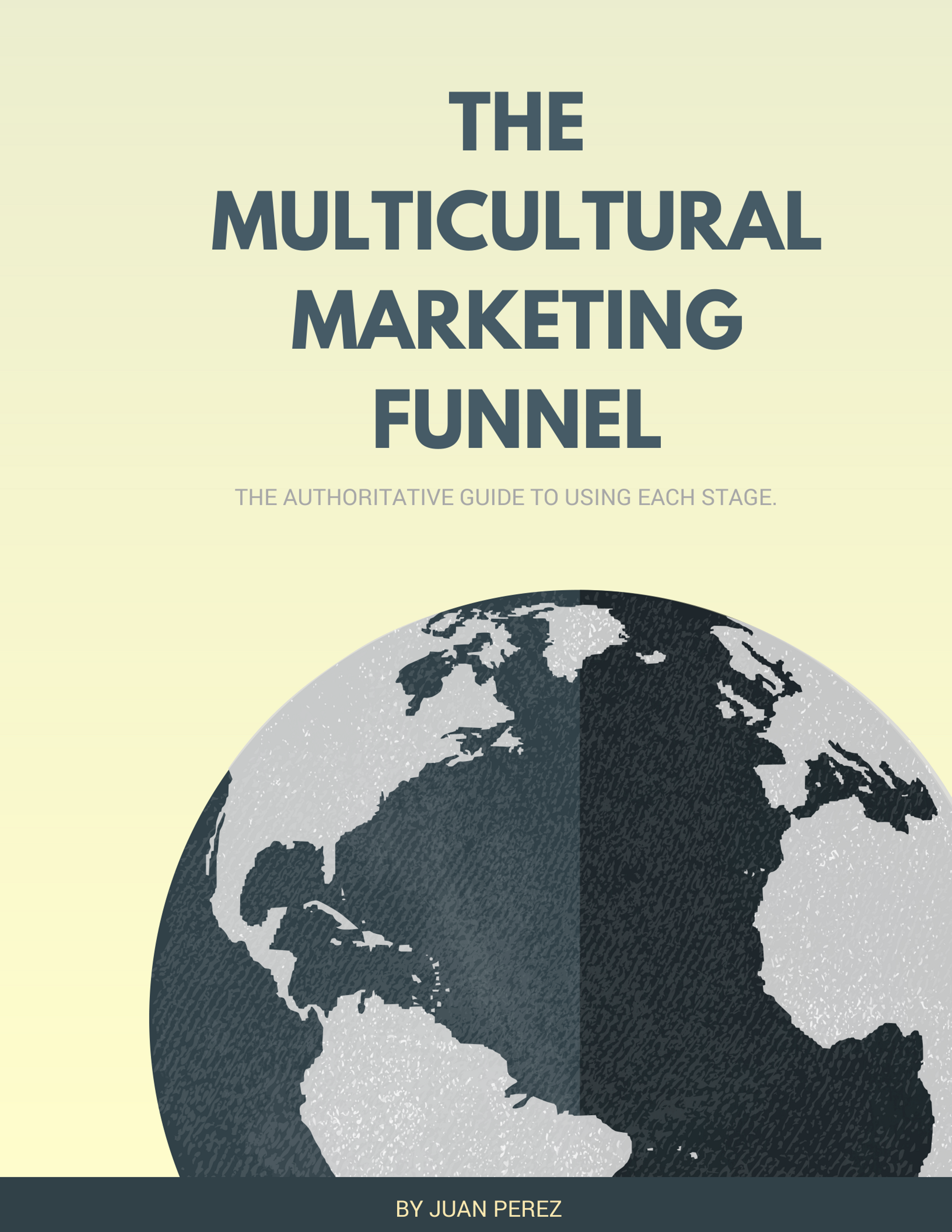 Multicultural Marketing Funnel PDF