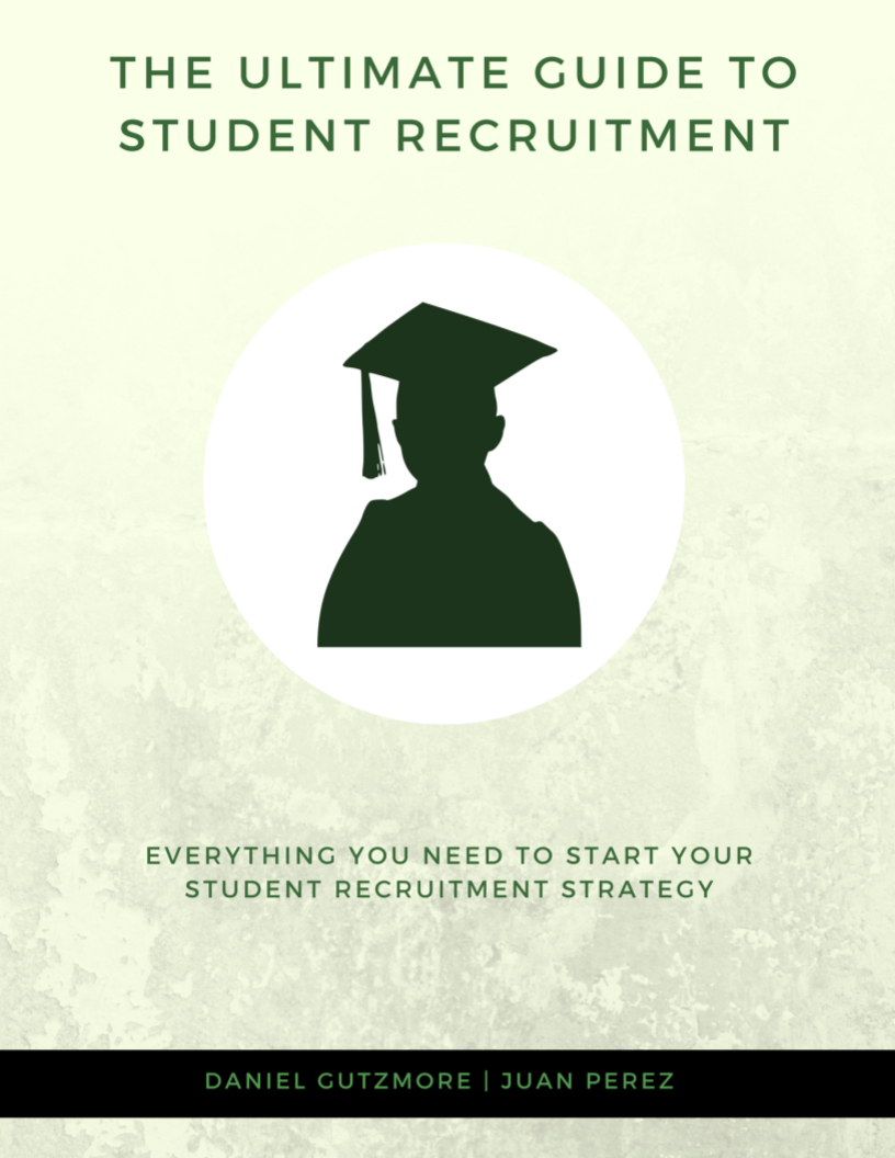 Ultimate Guide to student Recruitment Pillar Page PDF